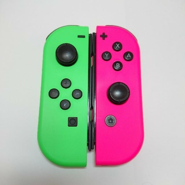 Nintendo Switch(ニンテンドースイッチ)の【動作確認済】Nintendo Switch Joy Con ジョイコン 任天堂 エンタメ/ホビーのゲームソフト/ゲーム機本体(その他)の商品写真
