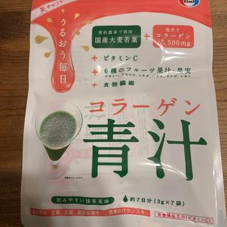 エーザイ(Eisai)の美チョコラ コラーゲン青汁(コラーゲン)