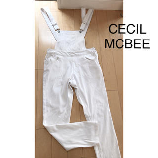 セシルマクビー(CECIL McBEE)のCECIL MCBEE(サロペット/オーバーオール)