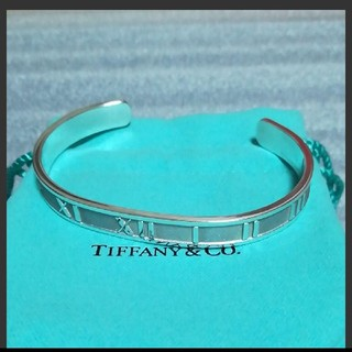 ティファニー(Tiffany & Co.)のティファニー アトラス カフバングル(バングル/リストバンド)