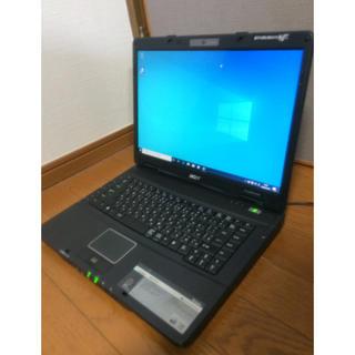 エイサー(Acer)のwindows10ノートパソコン(ノートPC)