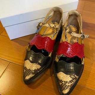 トーガ(TOGA)のTOGA PULLA シューズ 37(ローファー/革靴)