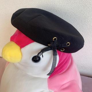 アクシーズファム(axes femme)のaxes femme ベレー帽(ハンチング/ベレー帽)