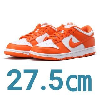 ナイキ(NIKE)の27.5㎝ Nike DUNK LOW SP ORANGE BLAZE オレンジ(スニーカー)