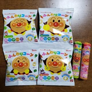 アンパンマン(アンパンマン)のアンパンマン ふんわりコーン&ラムネ(菓子/デザート)