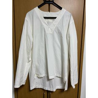 Paul Harnden - araki yuu 18aw プルオーバーシャツ ホワイト サイズ1 最終値下げ