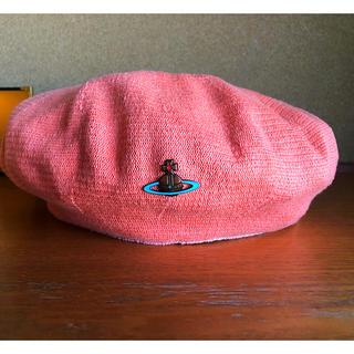 Vivienne Westwood - (超希少)(金属エンブレム )Vivienne Westwood ベレー帽