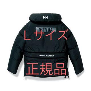 ダブルタップス(W)taps)のwtaps 16aw helly hansen pbs jacket (ダウンジャケット)