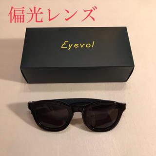 アヤメ(Ayame)の新品 eyevol RYS bk-fg-pl アイヴォル ライズ サングラス(サングラス/メガネ)