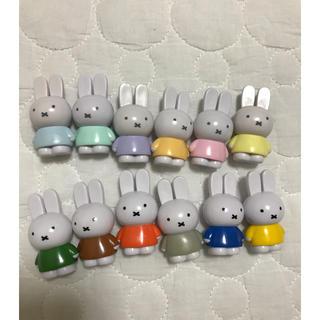 スタディオクリップ(STUDIO CLIP)のミッフィー テトラフィビッツ 全12色コンプリートセット(キャラクターグッズ)
