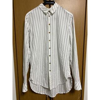 ポールハーデン(Paul Harnden)のaraki yuu 19ss ストライプシャツ サイズ2(シャツ)