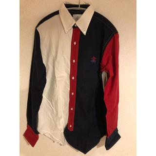 ブラックフリース(BLACK FLEECE)のブラックフリース クレイジーパターンシャツ(シャツ)