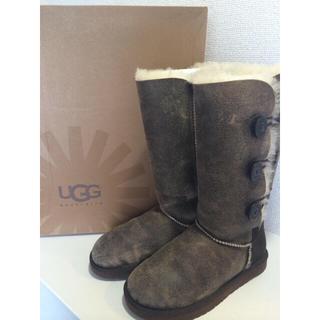 アグ(UGG)のUGGロングブーツ(ブーツ)
