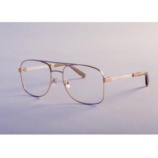 クロエ(Chloe)のCHLOÉ*日本未入荷 Aviator Glasses(silver)(サングラス/メガネ)
