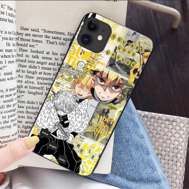 【新品】iPhone11 Pro ケース シリコン 鬼滅の刃 我妻 善逸の通販 by ♡MitsuriN's shop♡|ラクマ
