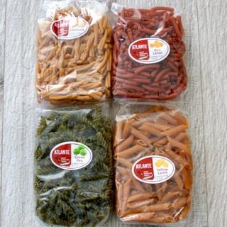 グルテンフリー!オーガニック4種類の豆パスタ 250g×4袋(米/穀物)