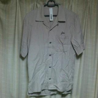 アタッチメント(ATTACHIMENT)のattachment オープンカラーシャツ サイズ3 デザイナーブランド ルード(シャツ)
