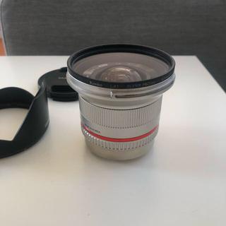 フジフイルム(富士フイルム)のsamyang 12mm f2 xマウント用 単焦点 広角(レンズ(単焦点))
