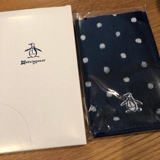 マンシングウェア(Munsingwear)の【新品・未使用】Munsingwear ハンカチ(ハンカチ/ポケットチーフ)