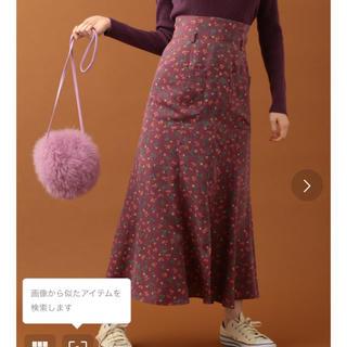 デイシー(deicy)のdeicy ブルーミングローズスカート(ロングスカート)