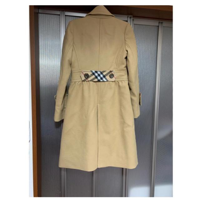BURBERRY BLUE LABEL(バーバリーブルーレーベル)のバーバリー コート レディースのジャケット/アウター(ロングコート)の商品写真