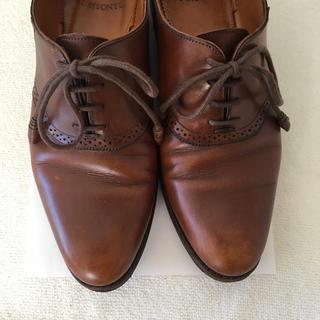 イルビゾンテ(IL BISONTE)のイルビゾンテ  ドレスシューズ(ローファー/革靴)