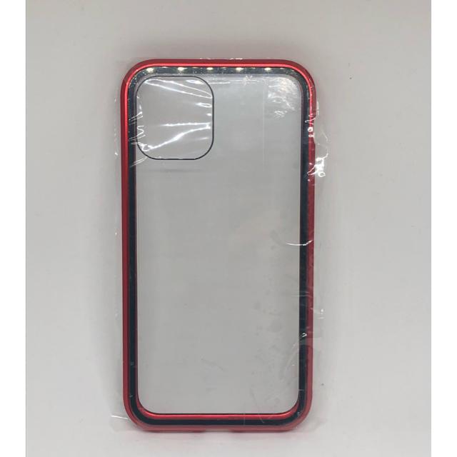 iphone 11 ケース amazon ランキング 、 【iPhone11Pro】専用両面ガラスケース (レッド)の通販 by コロボックル1999's shop|ラクマ