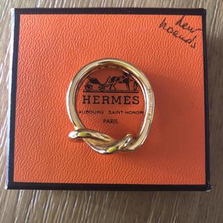 エルメス(Hermes)のHERMES エルメス アタメ スカーフリング(リング(指輪))