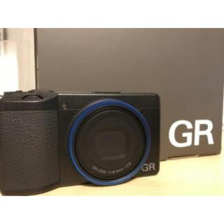 リコー(RICOH)のRICHO GRⅢ(コンパクトデジタルカメラ)