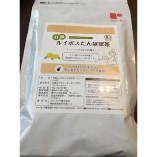 ティーライフ(Tea Life)のティーライフ ルイボス たんぽぽ茶 ノンカフェイン(茶)