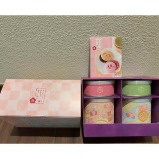 """カービィのまんまる手づくり最中 """"春""""  2缶入(菓子/デザート)"""