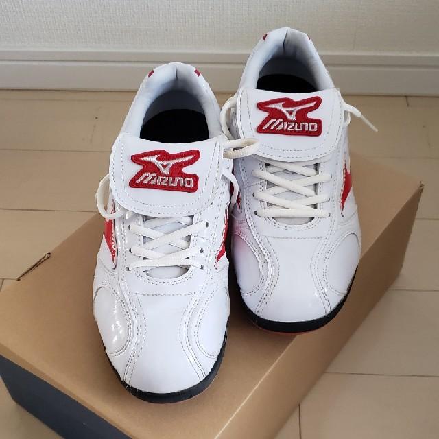 MIZUNO(ミズノ)のお値下げ  野球 スパイク mizuno メンズの靴/シューズ(その他)の商品写真