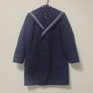 Grimoire - バースデス  購入◆ vintage  仏 マリン コート