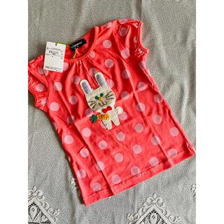 クレードスコープ(kladskap)の新品 クレードスコープ Tシャツ 100cm(Tシャツ/カットソー)