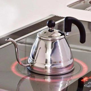 和平フレイズ ケトル コーヒーポット 湯沸かし カンパーナ 1L 日本製 IH対(グラス/カップ)