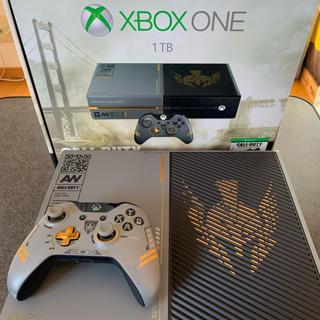 Xbox - xbox one 1tb 限定品 欠品なし 拡張.ゲーム付き
