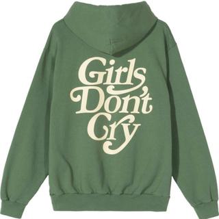 GDC - girls don't cry Logo hoody L