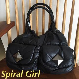 スパイラルガール(SPIRAL GIRL)のSpiral Girl ハンドバッグ ショルダーバッグ(ショルダーバッグ)