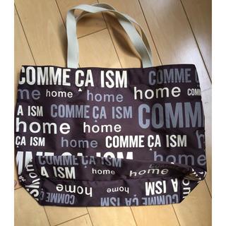 コムサイズム(COMME CA ISM)のコムサイズム エコバッグ トートバッグ(エコバッグ)