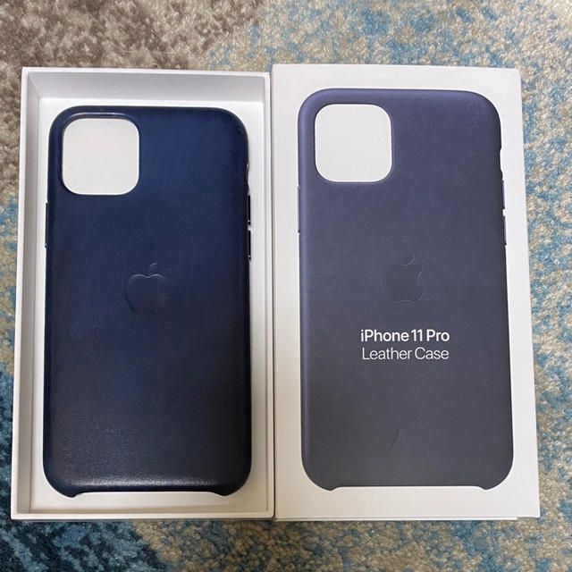 iphone 11 ケース 猫 meow / Apple - APPLE IPHONE11 PRO LEATHER MWYG2FE/Aの通販 by 's shop|アップルならラクマ