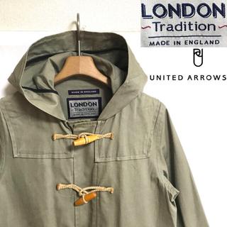 UNITED ARROWS - イギリス製!ユナイテッドアローズ×ロンドントラディション コラボコットンダッフル