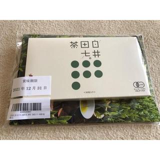 新品未開封 白井田七 茶 30包(茶)