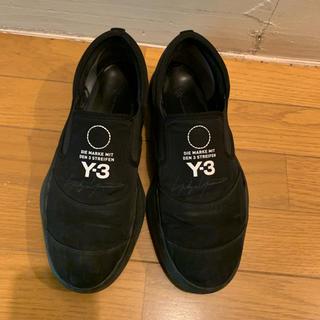 ワイスリー(Y-3)のy-3 tangutsu スリッポン(スニーカー)
