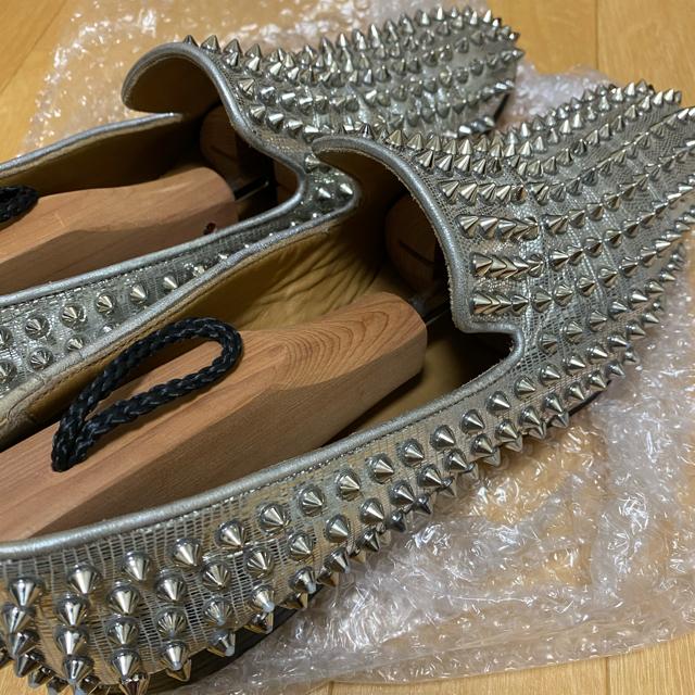 Christian Louboutin(クリスチャンルブタン)のルブタン ローラーボーイ ローファー 靴 正規品 メンズの靴/シューズ(ドレス/ビジネス)の商品写真