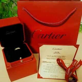 カルティエ(Cartier)のダイヤ5P☆カルティエ☆リング(リング(指輪))