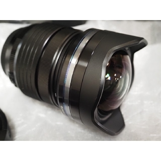 オリンパス(OLYMPUS)のオリンパス超広角M.ZUIKO 7-14mmPRO超美品!メーカー保証(レンズ(ズーム))