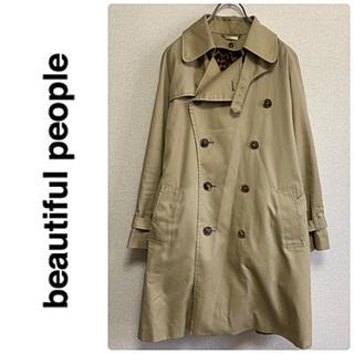 ビューティフルピープル(beautiful people)のbeautiful people Kids Trench Coat(トレンチコート)