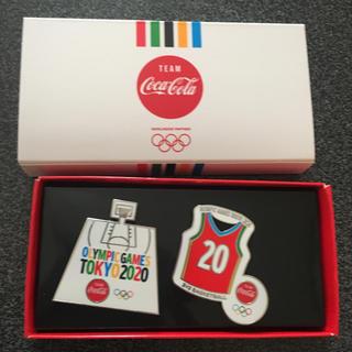 コカ・コーラ - オリンピック ペアピンズ