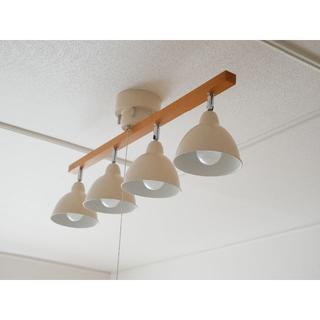 新品シーリングライト プルスイッチ 天井照明 照明器具 電球付き(天井照明)