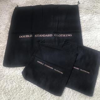 ダブルスタンダードクロージング(DOUBLE STANDARD CLOTHING)のダブルスタンダードクロージング ダブスタ (ショップ袋)